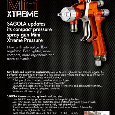 New Mini Xtreme Pressure
