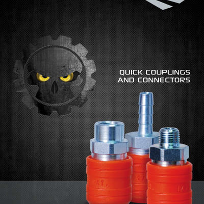 Quick coupling and conectors