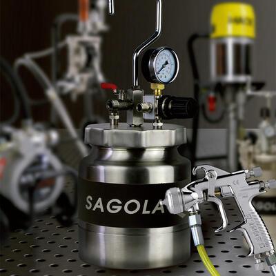 SAGOLA 612 Pressure Pot