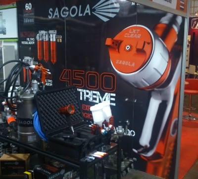 SAGOLA at Expoferretera Costa Rica