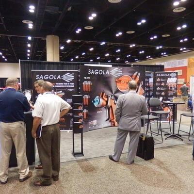 NACE 2011: SAGOLA ha presentado sus últimas novedades para el mercado de la carrocería en ORLANDO (EEUU)