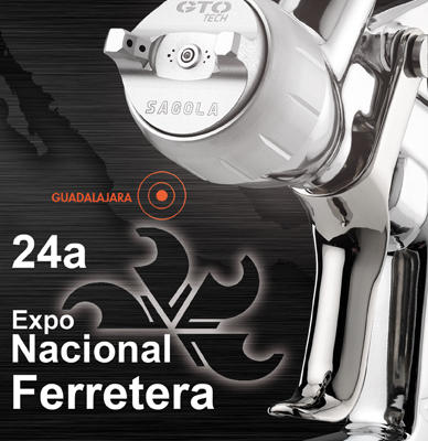 SAGOLA MEXICO will be present at EXPOFERRETERA 2012