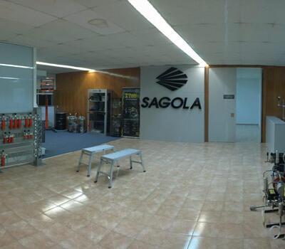 SAGOLA renueva su centro de formación