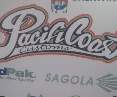 SAGOLA, Official Sponsor of Pacificoast Custom Program