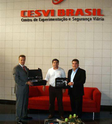 SAGOLA se afianza en el mercado brasileño con una nueva visita a CESVI