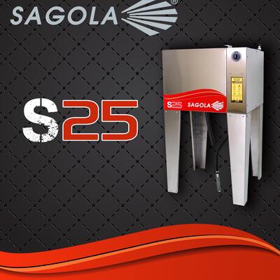 Nueva lavadora SAGOLA S25