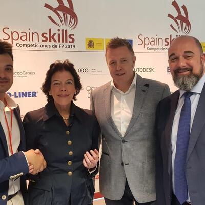 SpainSkill 2019