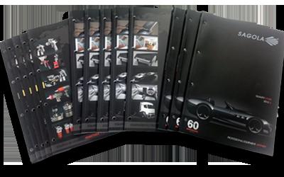 Actualizados los catálogos de carrocería, industria y ferretería