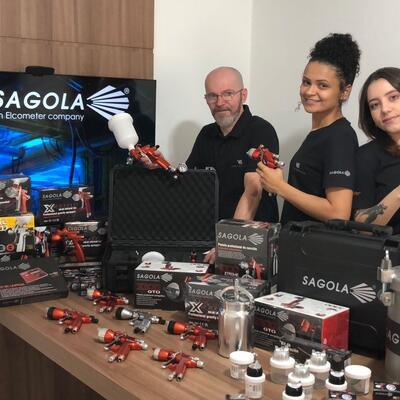 Venti-Service, nuevo distribuidor oficial de Sagola en Brasil