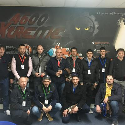 Bodyshop professional visit