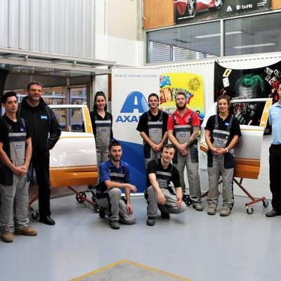 Axalta renews its partnership with WorldSkills Australia