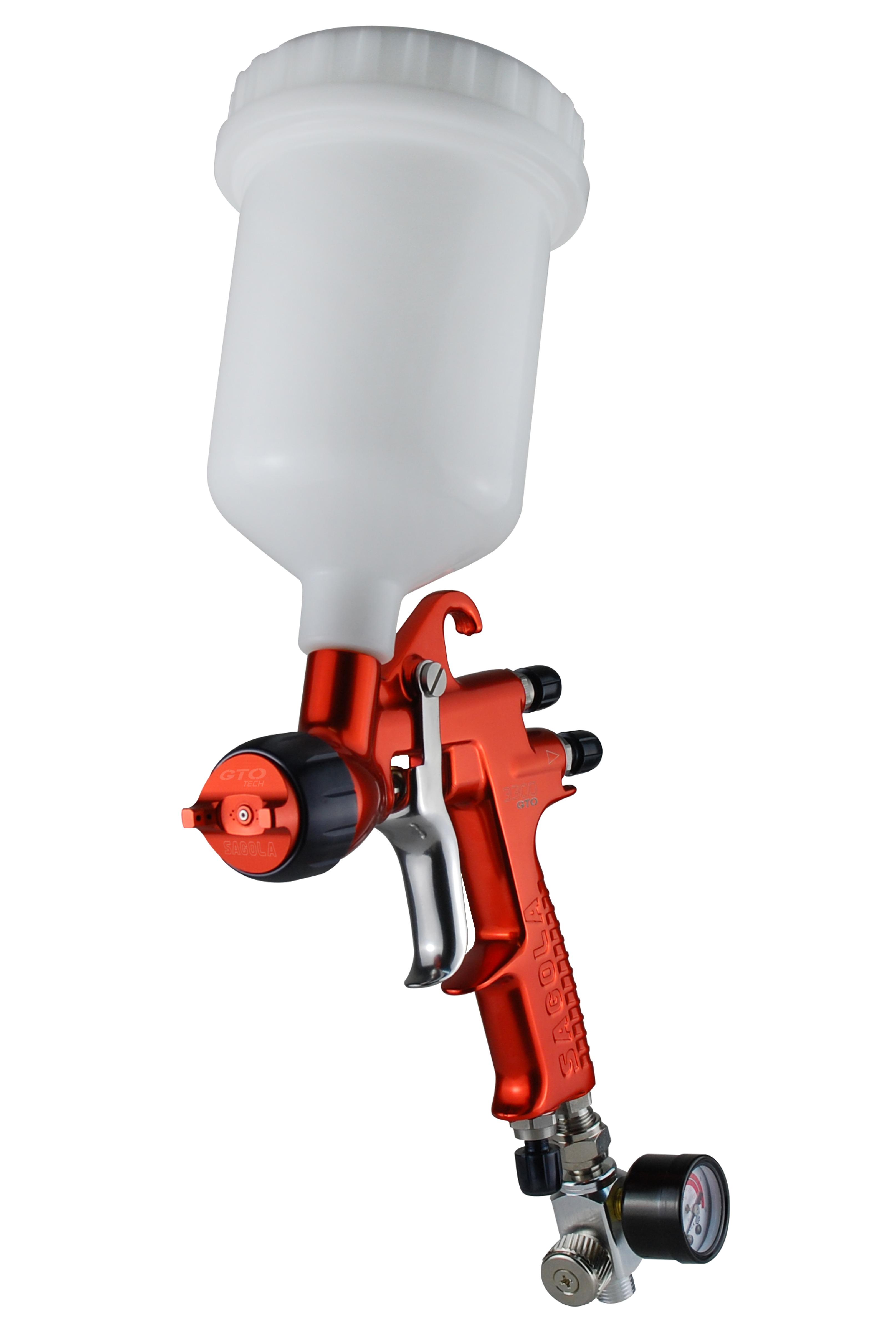Service Fusion Login >> 3300 GTO CAR - Spray guns - Program 2 - BodyShop